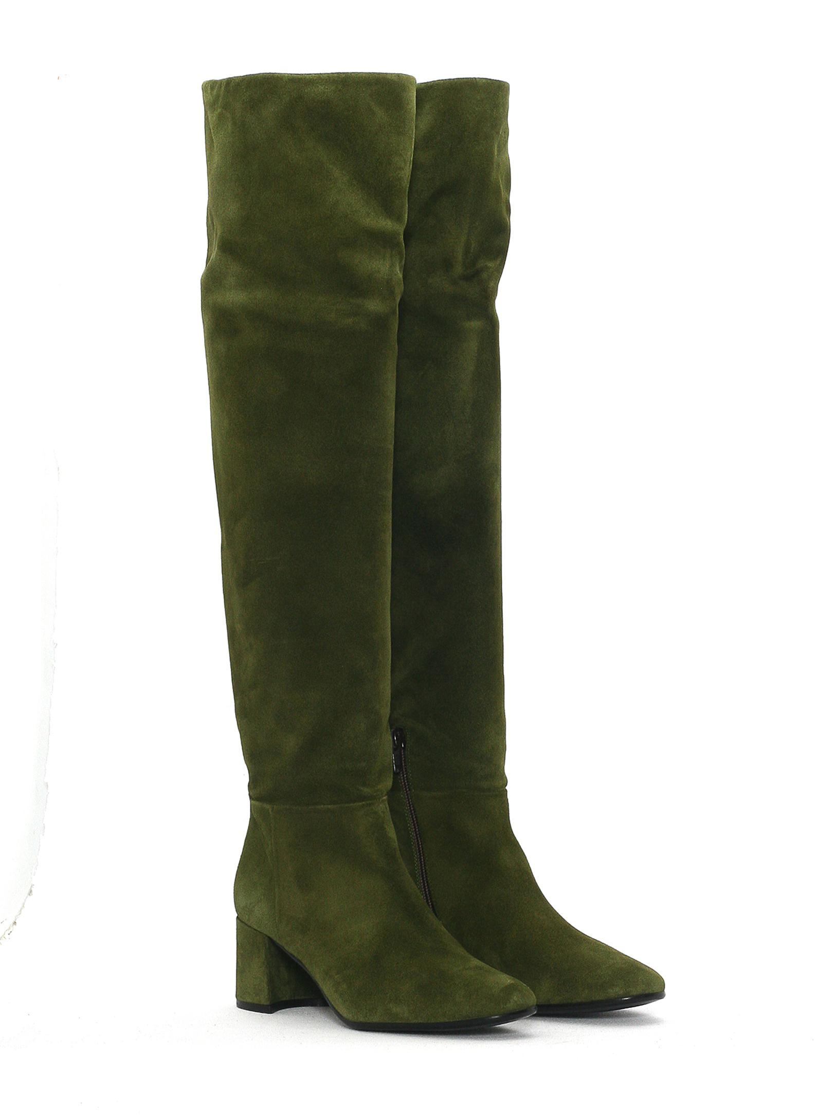 BOTA BOSQUE VELOUR