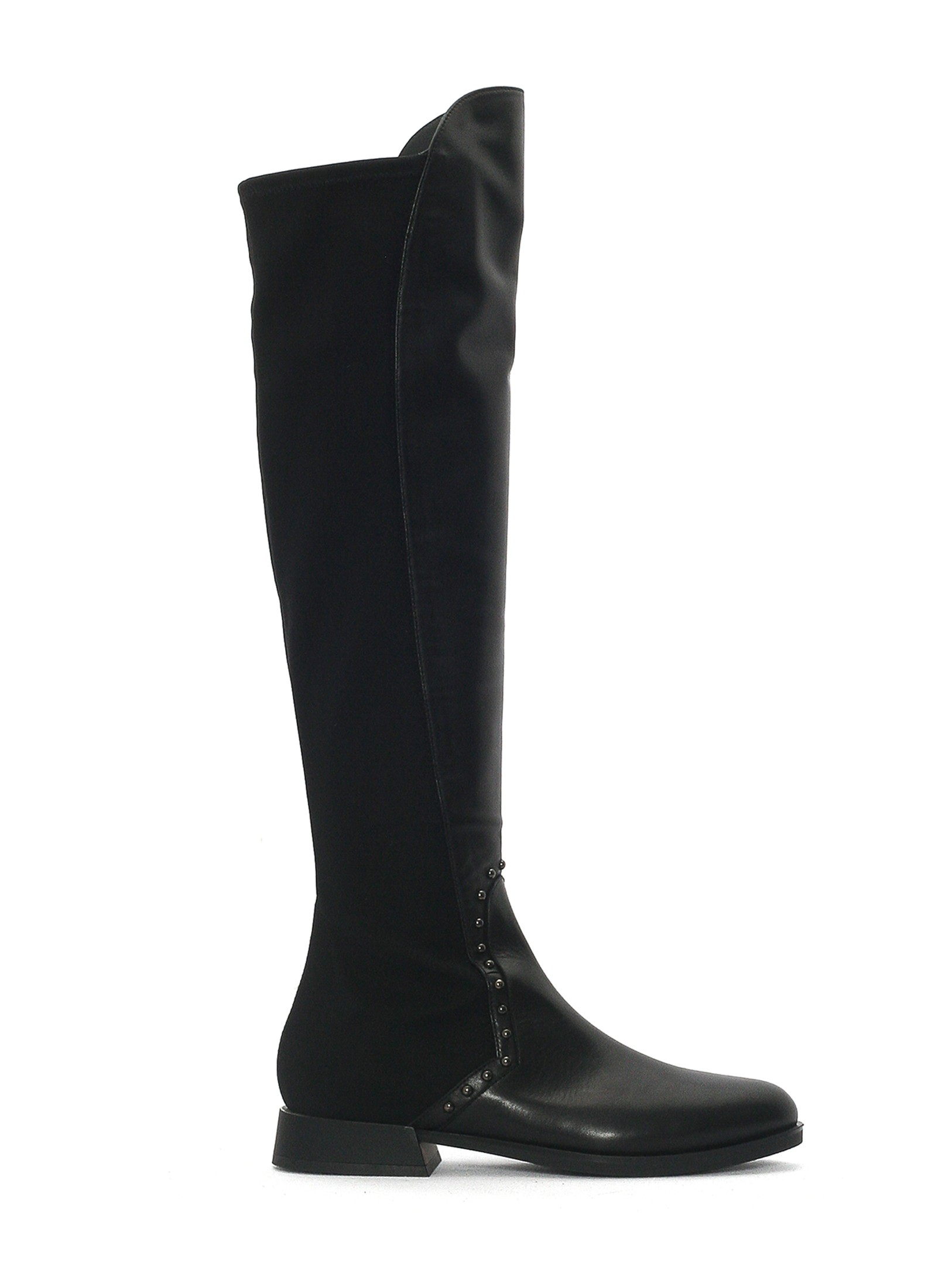BLACK DELAVE BOOT