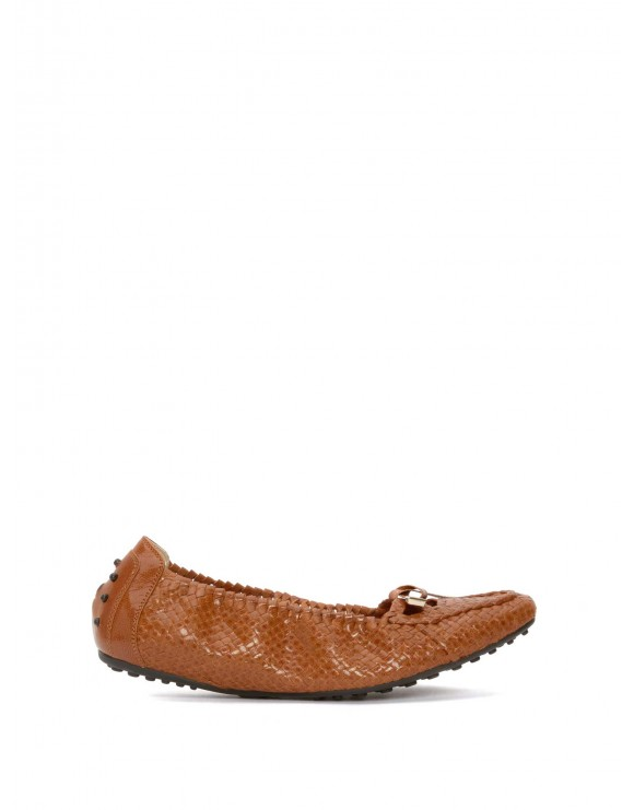 TOFFE BRAIDED LOAFER