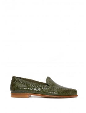 MOSS BRAIDED LOAFER