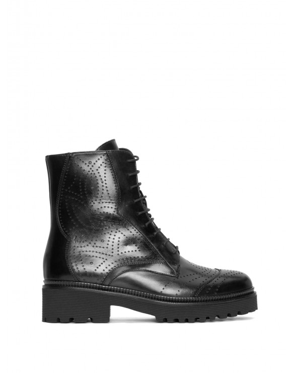 KEVIN NEPAL BLACK ANKLE BOOT