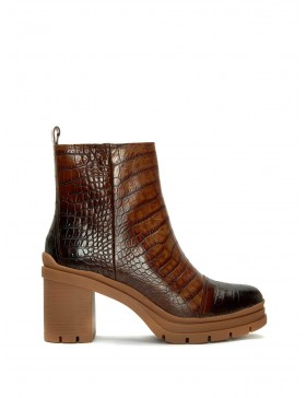 REGINA TOFFE COCCO ANKLE BOOT