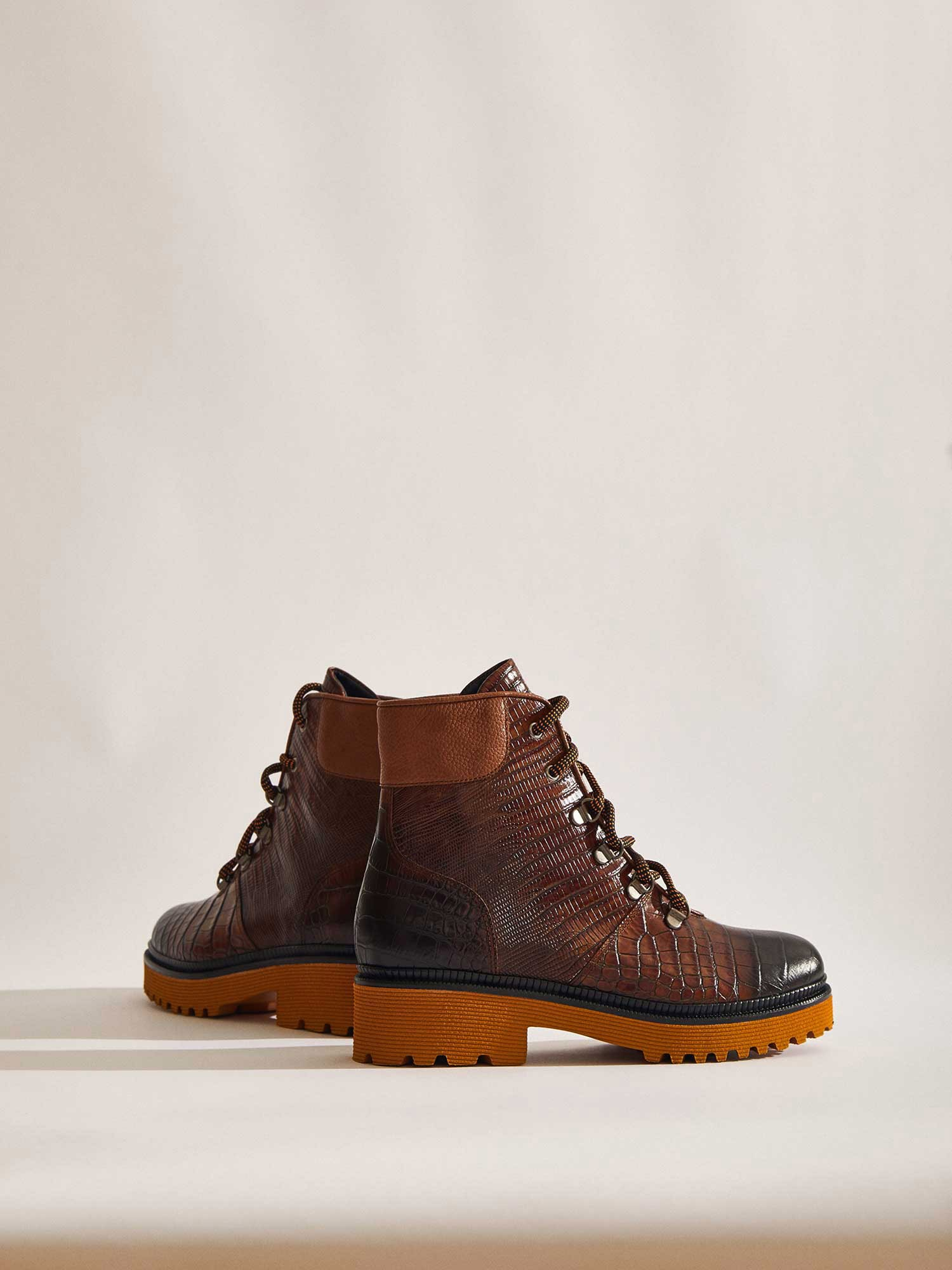 KEVIN COCCO + TEJUS TOFFE ANKLE BOOT
