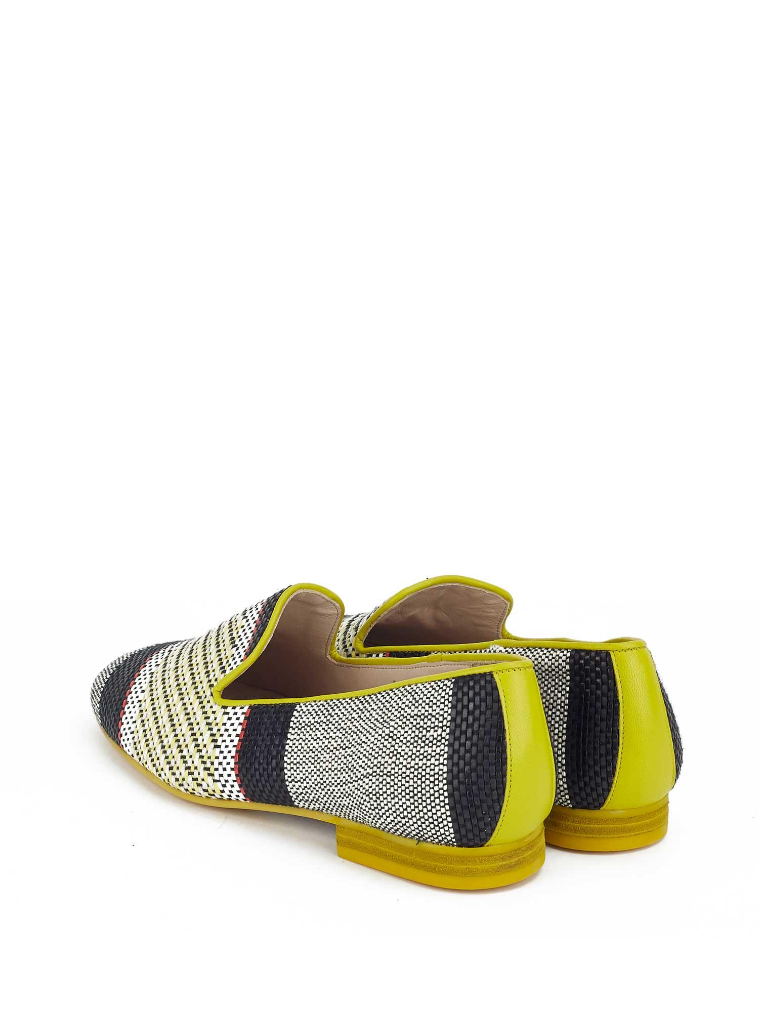 MOCASÍN CHARLY YELLOW