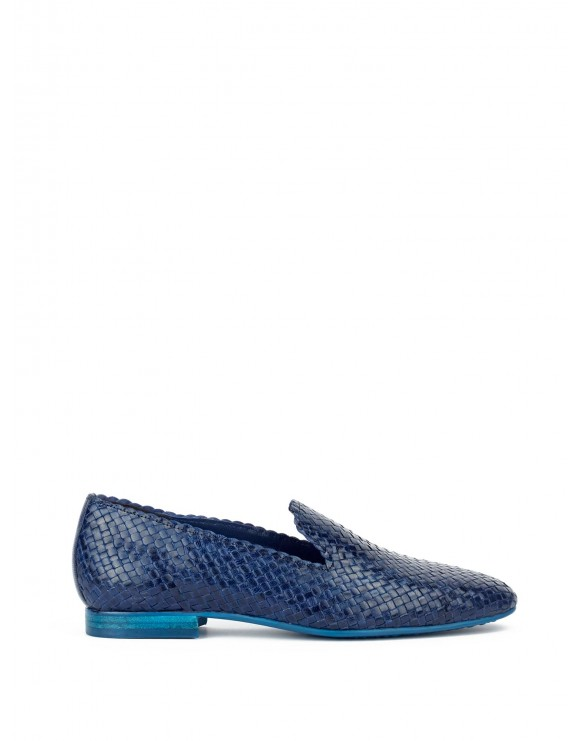 CHARLY BLUE MOCCASIN