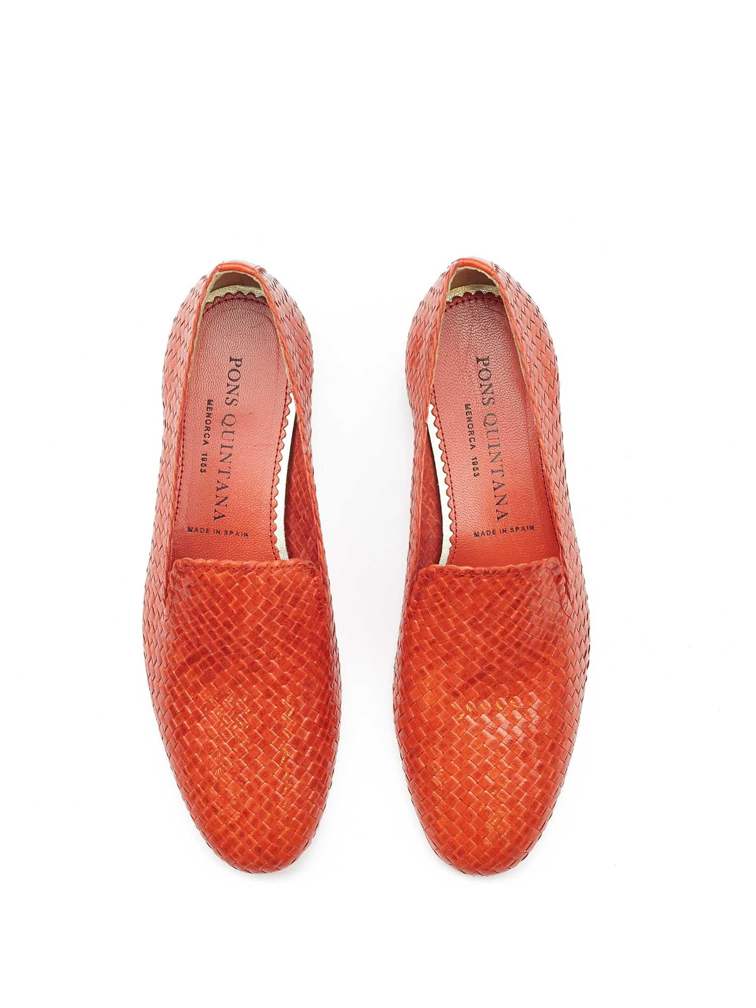 MOCASIN CHARLY CORAL