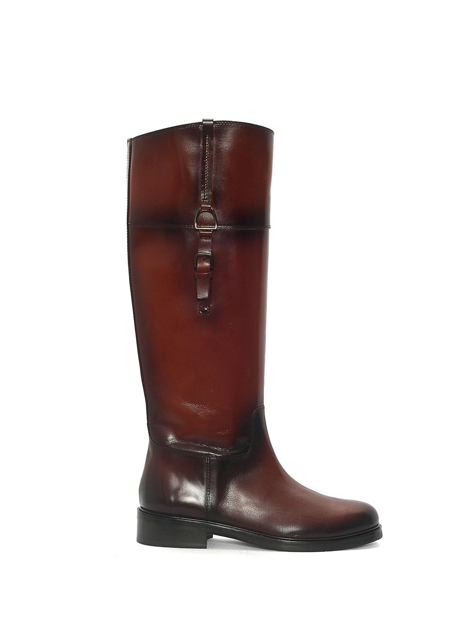TERRY TOFFE BOOT SAMPLE