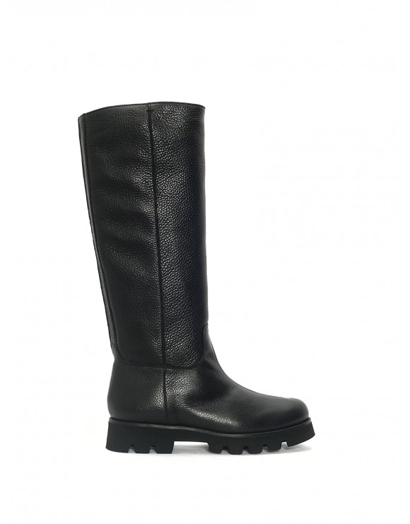 SAMPLE BOOT JENNY MADRAS BLACK