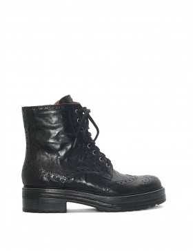 ANDREA BLACK LACROIX BOOT