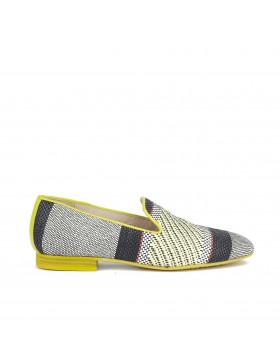 CHARLY YELLOW MOCCASIN